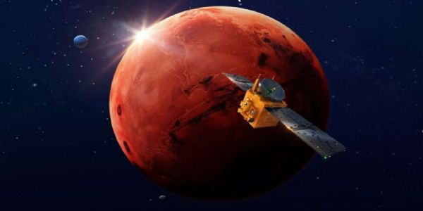 UAE's Hope enters in Mars orbit; makes history