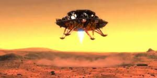 China's Mars Rover Mission lands on Red Planet; becomes 2nd country to do so