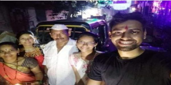 Autorickshaw driver's son gets selected as Junior Scientist in ISRO
