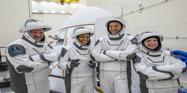 SpaceX to launch its first all-civilian mission on 15 Sept